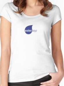 Waterboyz Women's Fitted Scoop T-Shirt