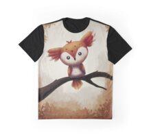 Owl Creature Graphic T-Shirt