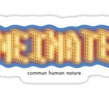 common Sticker