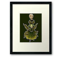 Sylph Quest  Framed Print