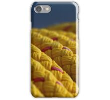 Ropes iPhone Case/Skin