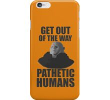 Strax Quote iPhone Case/Skin