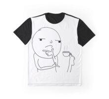 Thinking meme Graphic T-Shirt