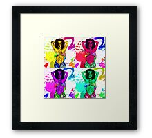 Ms. 1993 Framed Print