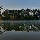Caliope River Panorama by Peter Doré
