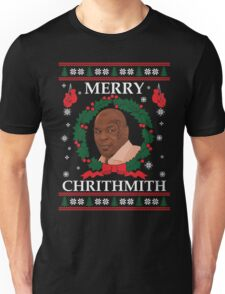 Mike Tyson Merry Chrithmith! Unisex T-Shirt