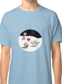 Ollie the Owl - Newfound Love & Broken Dreams Classic T-Shirt