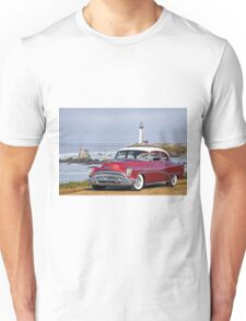 1953 Buick Special Coupe Unisex T-Shirt