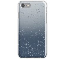 Sprinkled with rain iPhone Case/Skin