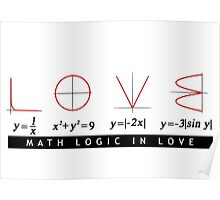 Math Logic in Love Poster
