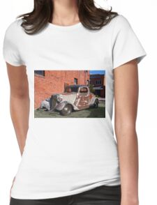 1934 Ford 'Patina Plus' Coupe Womens Fitted T-Shirt