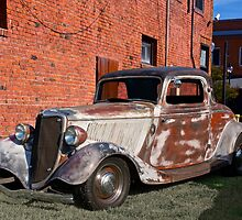 1934 Ford 'Patina Plus' Coupe by DaveKoontz