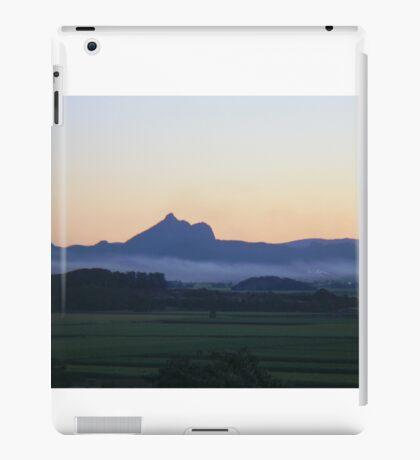 Tweed Valley Twilight iPad Case/Skin