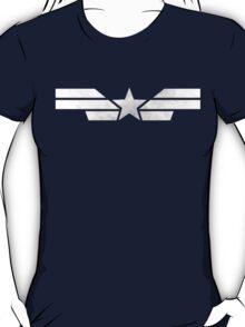 Captain America Winter Soldier  T-Shirt