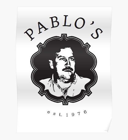 Pablo's Poster