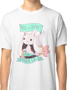 Become a Magical Girl Classic T-Shirt