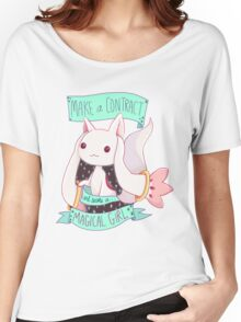 Become a Magical Girl Women's Relaxed Fit T-Shirt