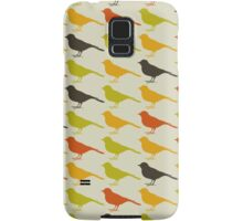 Background of birds2 Samsung Galaxy Case/Skin