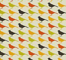 Background of birds2 by Aleksander1