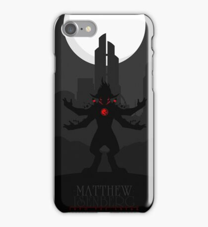 Matthew Isenberg iPhone Case/Skin