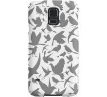 Background of birds3 Samsung Galaxy Case/Skin