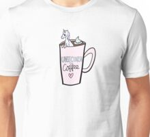 Unicorn Coffee  Unisex T-Shirt