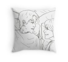 500days of summer  Throw Pillow