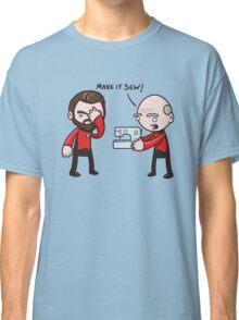 Make It Sew! - Star Trek Inspired Classic T-Shirt