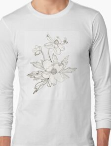 Bunch of spring anemones T-Shirt