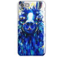 Lleopold the Llama iPhone Case/Skin