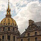 Les Invalides & Eglise Du Dome - 2 ©  by © Hany G. Jadaa © Prince John Photography