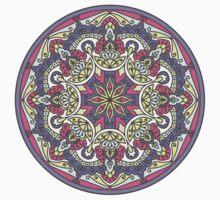 Mandala - Circle Ethnic Ornament T-Shirt