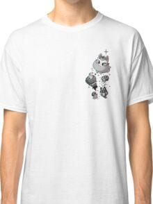 Fruit Cats Halloween Classic T-Shirt