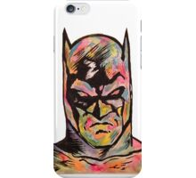 Rainbow Batman! iPhone Case/Skin