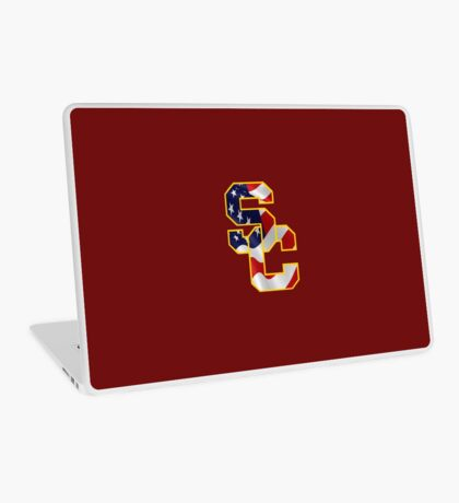 University of Southern California Laptop Skin