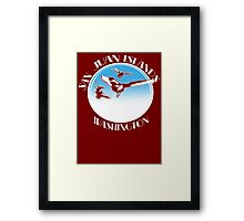 San Juan Islands, Washington Framed Print