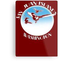San Juan Islands, Washington Metal Print