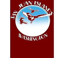 San Juan Islands, Washington Photographic Print