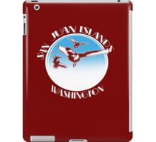 San Juan Islands, Washington iPad Case/Skin
