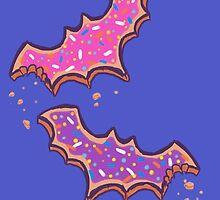 Bat Cookies by DixxieMae