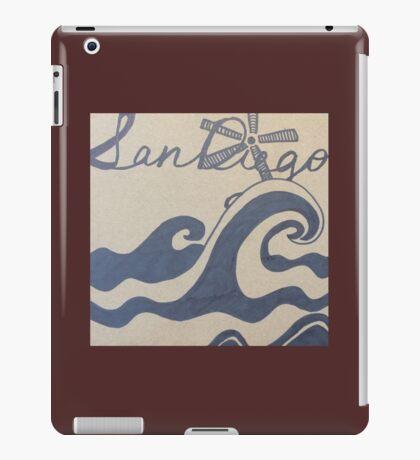 Vibe. iPad Case/Skin
