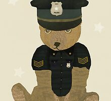 police ted  by bri-b