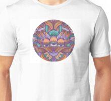 Circular pattern #1 Unisex T-Shirt