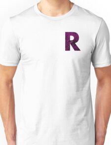 R purple fern Unisex T-Shirt