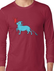 Cyclop bull Long Sleeve T-Shirt