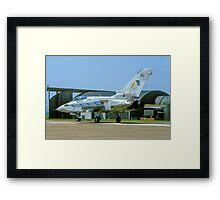 Panavia Tornado F.2 ZD941/AU Framed Print
