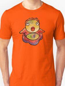 Cute Ponyo! Studio Ghibli Unisex T-Shirt