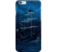 Ship of dreams  iPhone Case/Skin