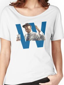 Chicago Cubs World Series Champions 2016 Bill Murray Women's Relaxed Fit T-Shirt