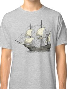 Vintage Sailing Ship Classic T-Shirt
